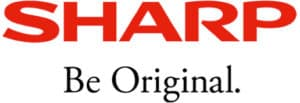 Sharp aircon Logo