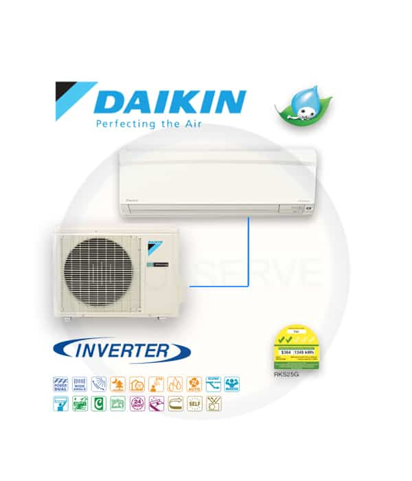 Daikin Single split RKS25GVMG/ FTKS25DVM