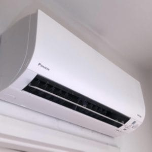 DAIKIN indoor unit