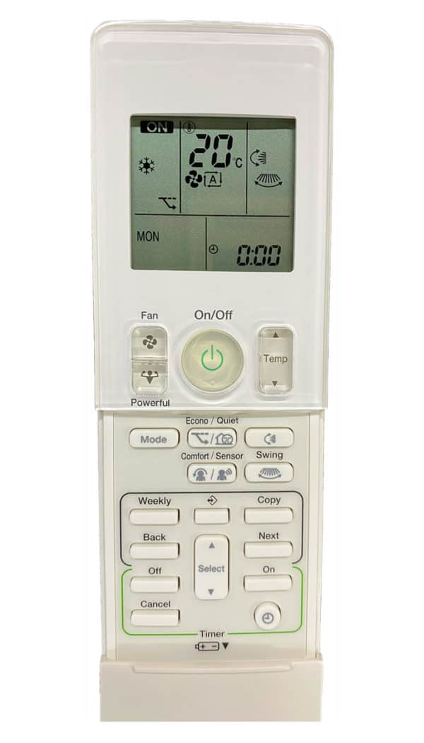 DAIKIN wireless controller