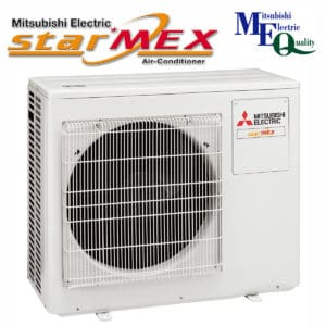 Mitsubishi Electric MXY-4G33VA2 condenser unit