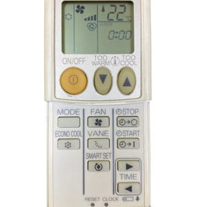 Mitsubishi Electric remote