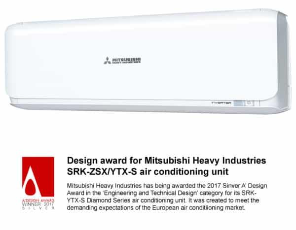 SRK25YTX-S Design