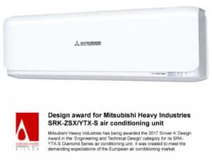 Mitsubishi Heavy Industries SRK50YTX-S