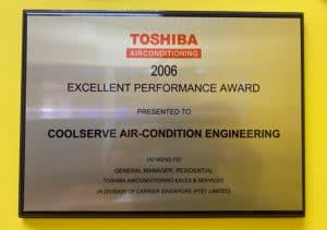 Toshiba aircon Dealer